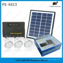 China Painéis solares flexíveis do bom preço Sistema de energia solar Home claro para a 120th feira do cantão