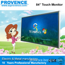 """84"""" Inch 4k LED Touch Monitor with LG Panel"""