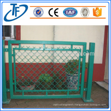 Factory direct sale high quality pvc coated temporary fence