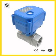 Válvula de flotador de tanque de agua eléctrica de 2 vías