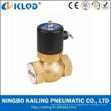 De alta qualidade Made in China válvula solenóide pneumática para vapor