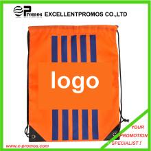 Durable 210d polyester imperméable à l'élastique (EP-B6228)