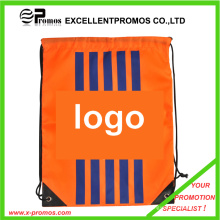 Durável 210d poliéster impermeável Drawstring Bag (EP-B6228)