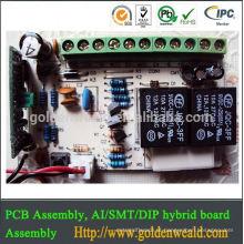 Placa de controle eletrônico personalizado para o campo médico PCBA Assembly