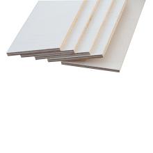 India market 12mm 18mm warm white two sides melamine plywood