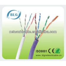 Buena oferta del cable de la fábrica utp cat5