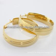Billig Großhandel, China Hersteller, 2014 Mode Kristall Ohrring für Frauen
