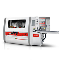 high quality Four side moulder for wood window making machine