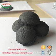 Un polvo de bolas de manganeso 6517 de grado de silicio