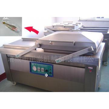 Snack Vacuum Packaging Machine for Storage Bags Sealing