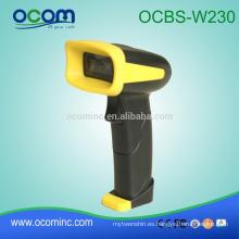 Portable 2D QR code Bluetooth Barcode Reader Escáner de código de barras inalámbrico