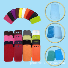 Moibile Phone Accessories of Flip Cover for Samsung S3