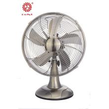 Ventilateur de table en métal électrique de 12 pouces avec certification CB