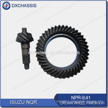 Véritable rapport de pignon de roue couronne NQR 700P 9:41 NPR-9: 41