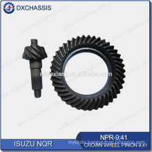Genuine NQR 700P Crown Wheel Pinion Gear 9:41 NPR-9:41
