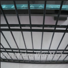 Double wire fence panels/PVC portable fence panels