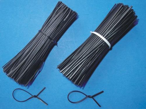 straight cut tie wire