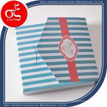 Caixa de papel de alta qualidade personalizada para travesseiro