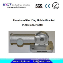 Aluminum Angle Adjustable Flag Holder/Bracket