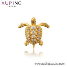 34026 xuping jewelry fashion 24k gold plated fashion turtle animals pendant