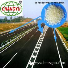 C5 Petroleum Resin for Hot Melt Road Marking Paint