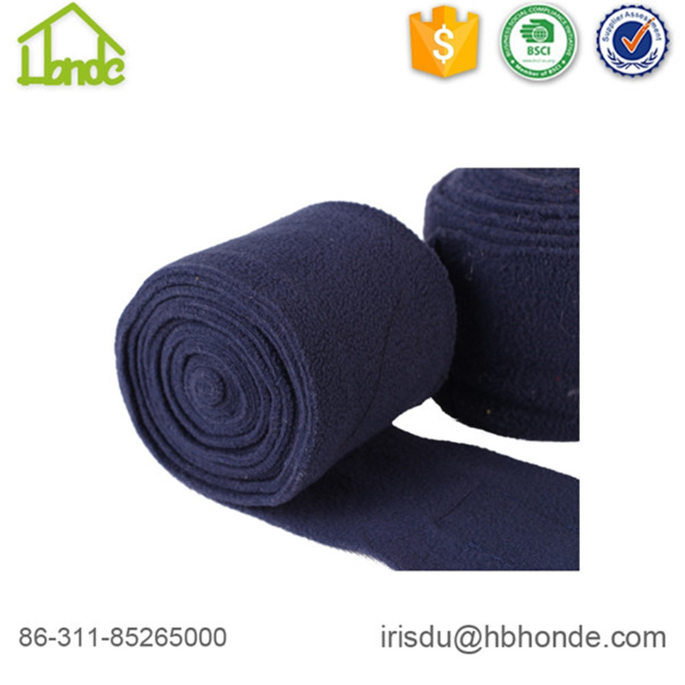 Soft Polar Fleece Vários Color Horse Bandage