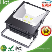 2015new 100W LED Flood Light Bridgelux 45mil Meanwell Driver with 5 Years Warranty