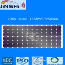 Cheap 190W Mono Solar Panels