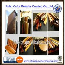 Transfert de peinture en poudre thermo-impression / revêtement en poudre