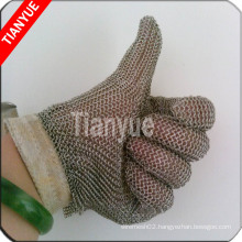 Anti Cutting Stainless Steel Safety Gloves