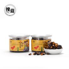 Chips de shiitake instantáneos de la nutrición rica de la venta del proveedor del oro