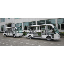 Neuer Typ elektrischer 23 Sitzer-Golfwagen-Besichtigungsbus zum Verkauf