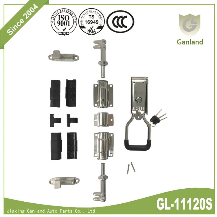 Stainless Steel Sliding Lock GL-11120S