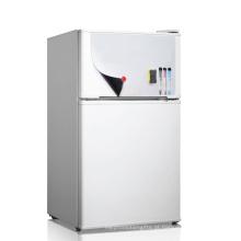 Placa branca magnética da criança do ímã do refrigerador para o miúdo