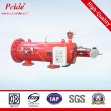 600t / H 1.6mpa 80micron 220V50Hz Filtre à eau de la tour de refroidissement (ISO9001: 2008)