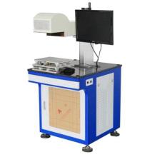 Máquina da marcação do laser do CO2 para IC e marcação e impressão de Botlles