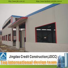 High Quality and Low Cost Steel Structural Warehouse & Prefabricated Building