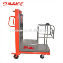 Semi-Electric Aerial Order Picker