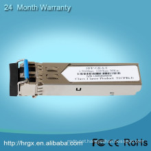 Network Security WDM 10G SFP transceiver sfp optical module with BIDI