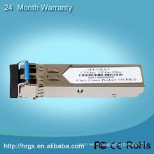 Сеть безопасности 10г с WDM SFP-трансивер SFP оптически с БИДИ
