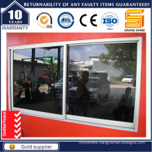 Aluminum Sliding Window with Reflected Glass/Aluminium Windows (SL-7790)