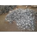 Alambre de hierro galvanizado en caliente de hierro galvanizado Alambre de fijación de alambre de hierro galvanizado