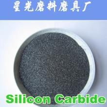 Abrasivo de carburo de silicio negro para chorro de arena