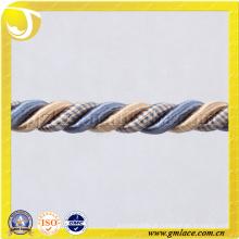 Stoff Baumwolle Seil für Kissen Dekor Sofa Dekor Wohnzimmer Bett Zimmer