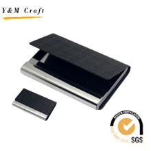 High Quality Special PU Leather Business Card Holder with Customized Logo