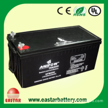 12V 200ah Solar Wind Energy Storage Lead Acid Battery
