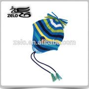 2015 knitting children's winter hats,hand knit winter hat