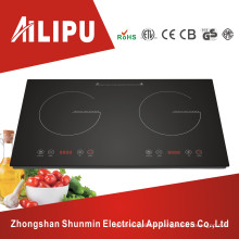 New Arrived Kitchenware Double Burners Induction Cooker