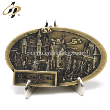 Custom funny souvenir metal magnet fridge /refrigerator magnet/custom 3d fridge magnet