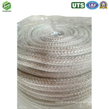 Round Braided Fiber Rope Glass for Insulation
